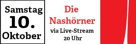 Folgeaufführung via Live Stream von