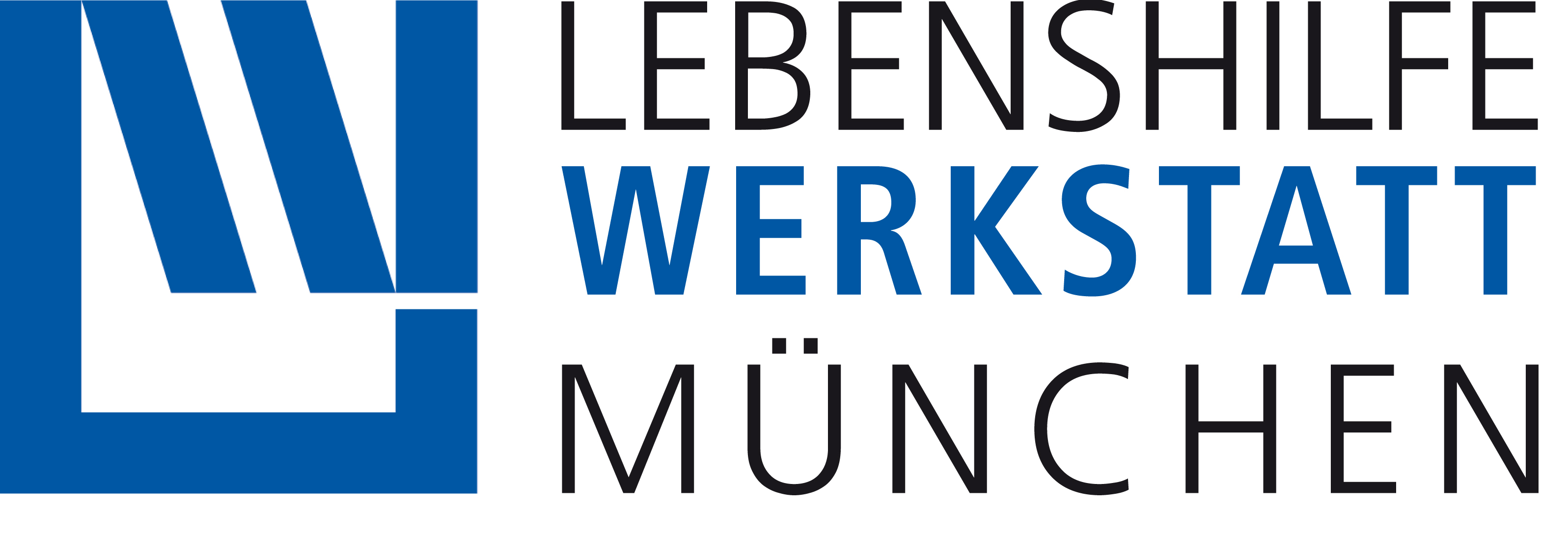 Logo Lebenshilfe-Werkstatt-München